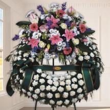 Corona funeraria F 810