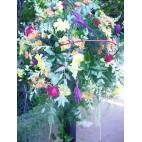 BI50 Adorno floral para la Iglesia